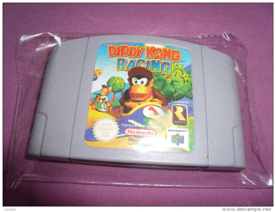 Jeu Diddy Kong Racing Nintendo 64 - Nintendo 64