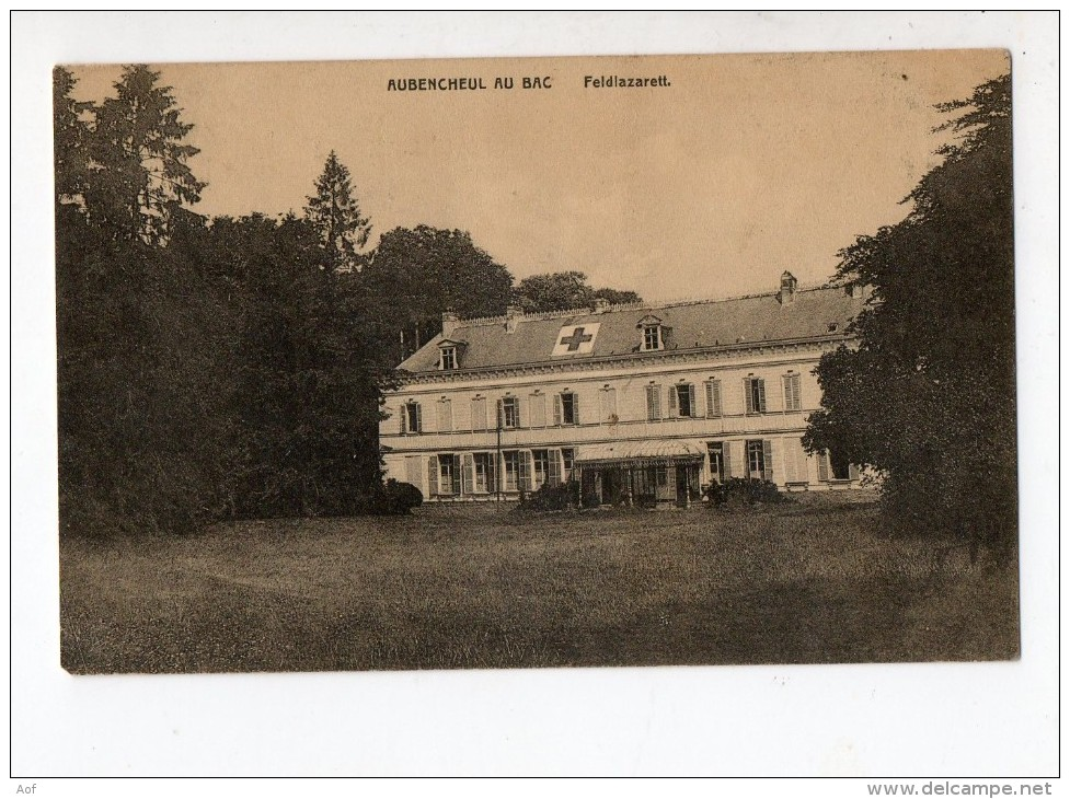 59-2446 AUBENCHEUL Hôpital - Other Municipalities