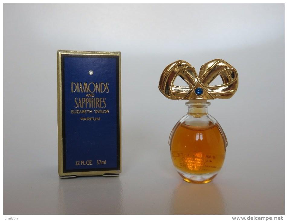 Diamonds And Sapphires - Elizabeth Taylor - Miniatures Modernes (à Partir De 1961)