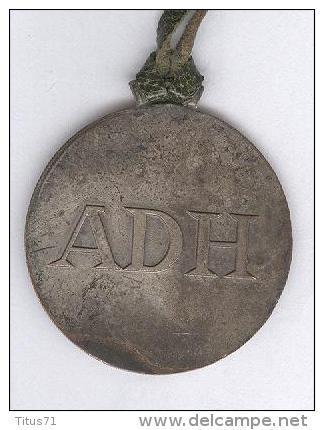 Médaille FISU 1957 - Fédération Internationale Du Sport Universitaire - Oberammergau - Jetons & Médailles
