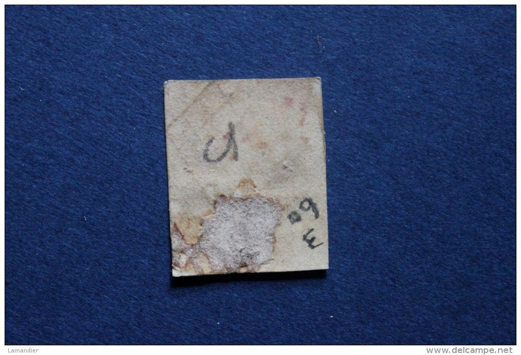 CÉRES 1849 NOIR - 20 CENTIMES - 1849-1850 Ceres