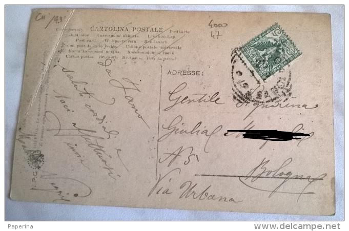 MATILDE VIAGGIATA PRIMI ANNI 1900 - Nomi