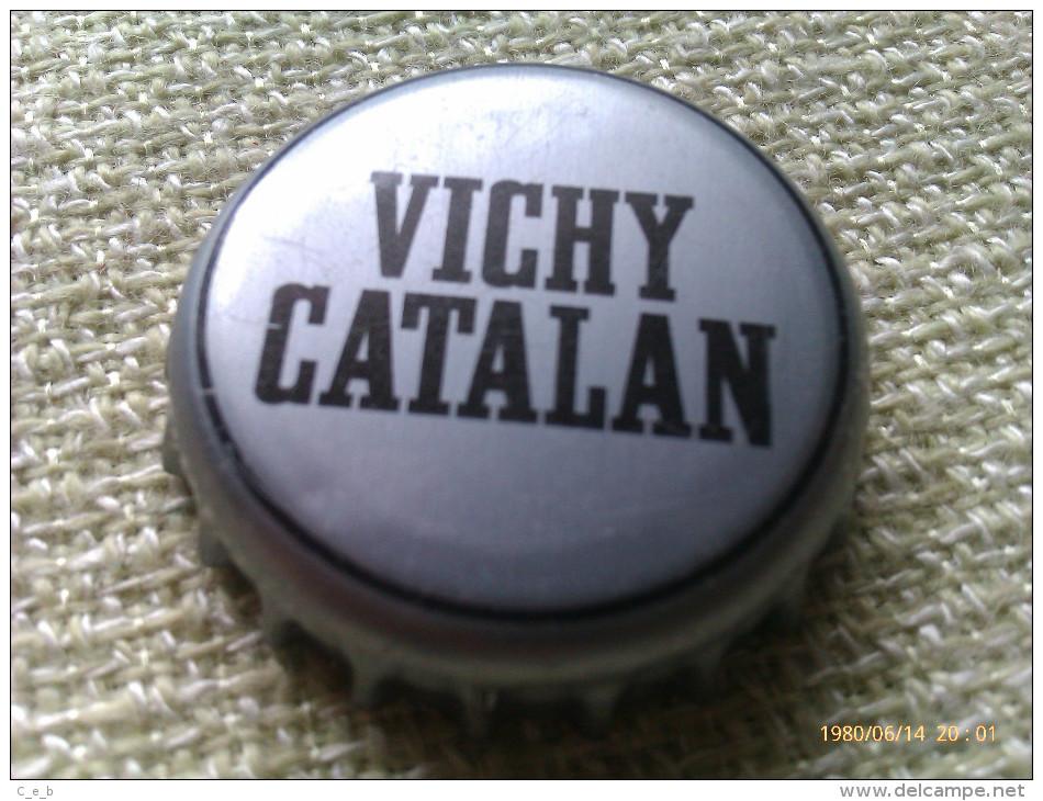 Chapa Kronkorken Caps Tappi Vichy Catalán. España - Birra