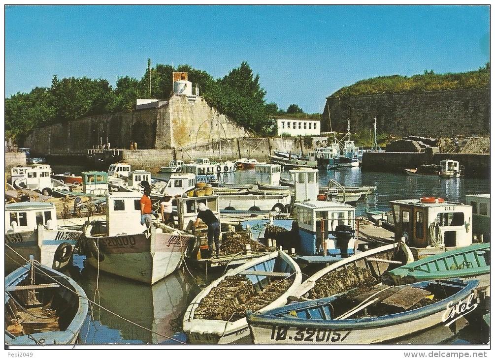 D1140 - POSTAL - LA COTE ATLANTIQUE - ILE D´OLERON - LE CHATEAU - Postales