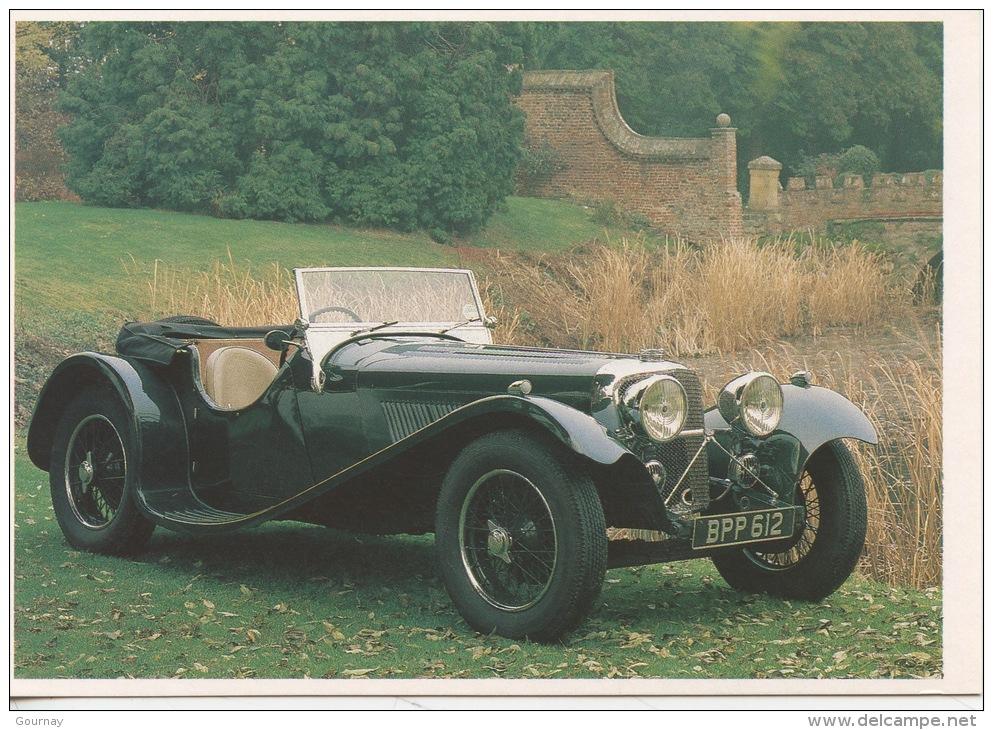 1935 SS 90 (grande Bretagne) Neuve - Passenger Cars
