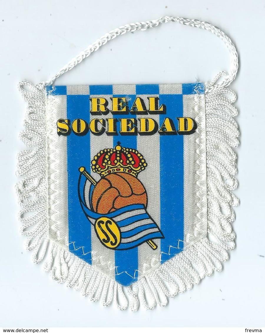 Fanion Football L'équipe De La Real Sociedad - Apparel, Souvenirs & Other
