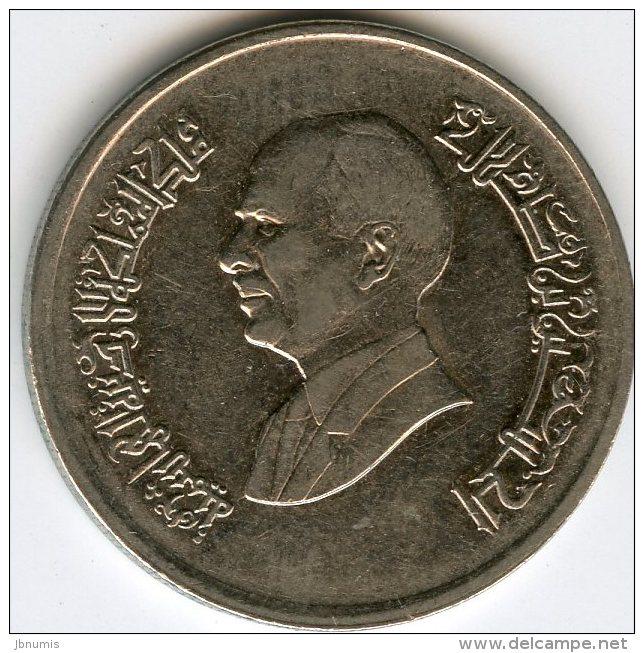 Jordanie Jordan 5 Piastres 1418 - 1998 KM 54 - Jordanie