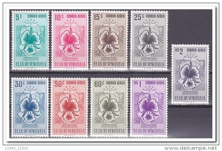 Venezuela 1953, Postfris MNH, Flowers - Venezuela