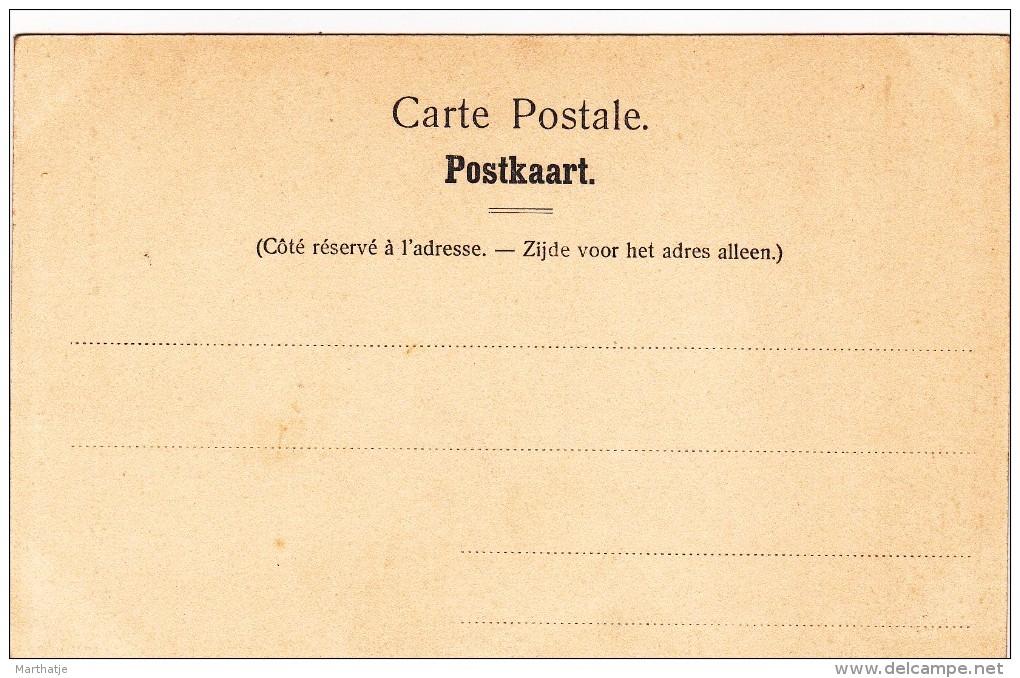 31 - Tournai - Cathédrale (Porte Mantille) - 1904 ! - Tournai
