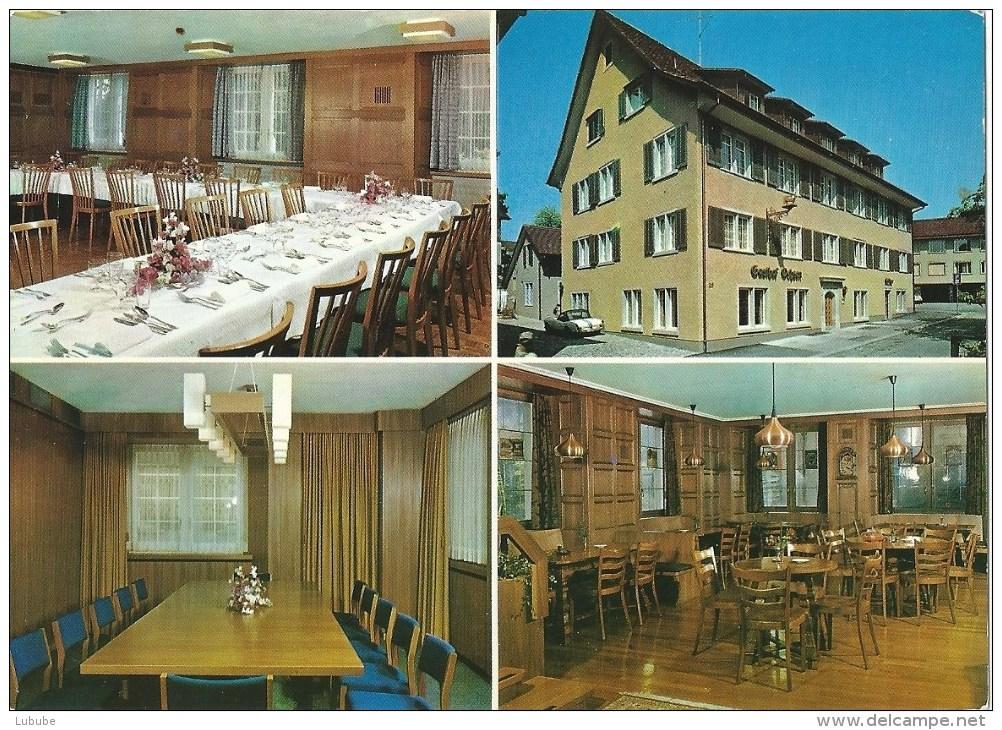 Küsnacht ZH - Gasthof Restaurant Ochsen            Ca. 1980 - ZH Zurich