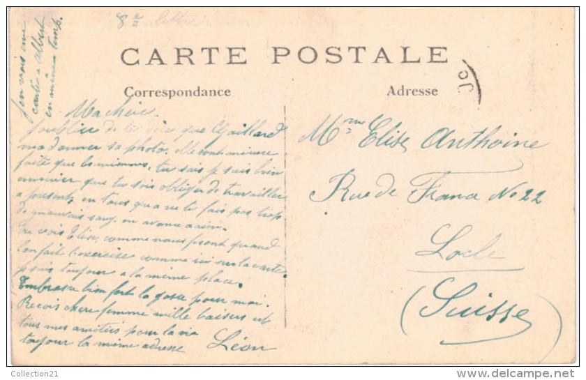 GUERRE 1914 1918 ... CHARGE A LA BAIONNETTE PAR L INFANTERIE FRANCAISE - Guerre 1914-18