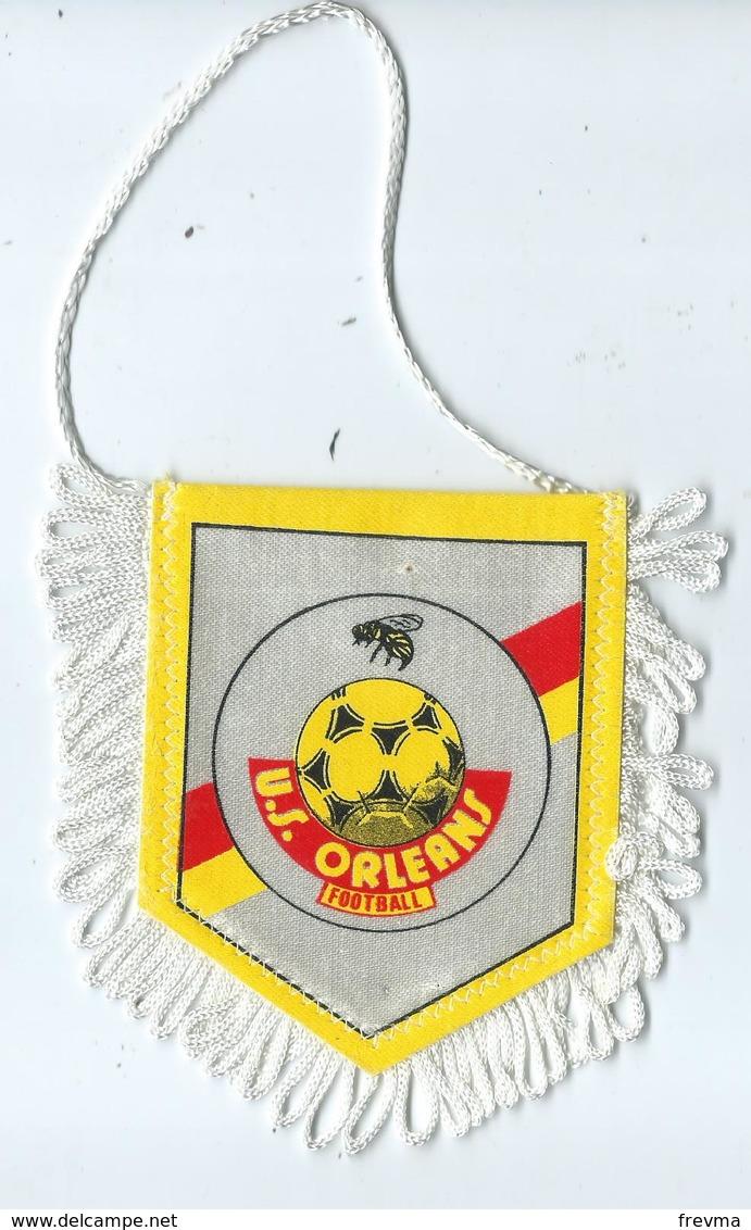 Fanion Football L'équipe De L'US Orleans - Apparel, Souvenirs & Other