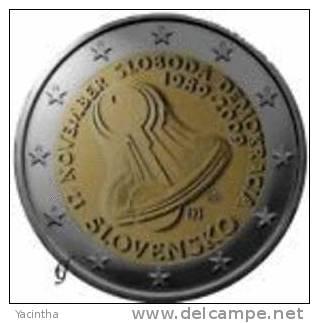 @Y@  Slowakije / Slivensko    2 Euro 2009   Commemorative - Slowakije