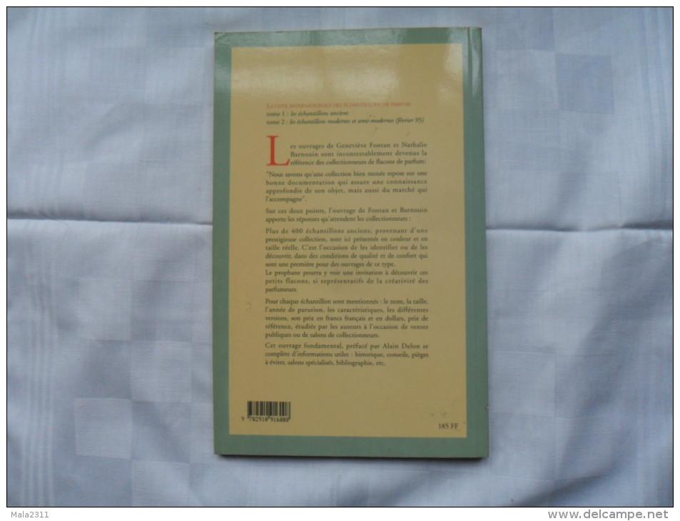 COTE INTERN. DES ECHANT. DE PARFUM ANCIENS / G. FONTAN & BARNOUIN  / 813 EDITION  1994 - Boeken