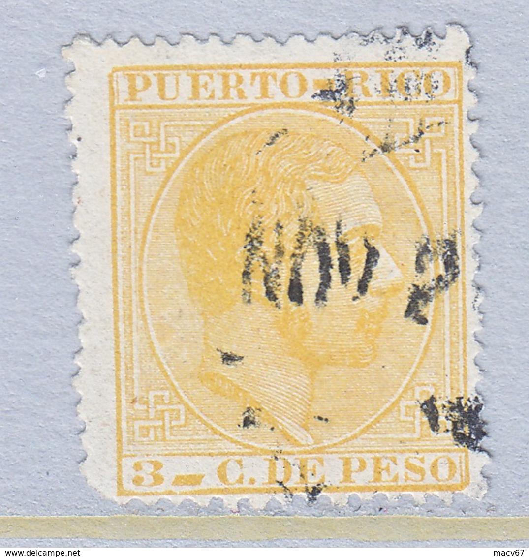 SPANISH  PUERTO RICO  65   (o) - Puerto Rico