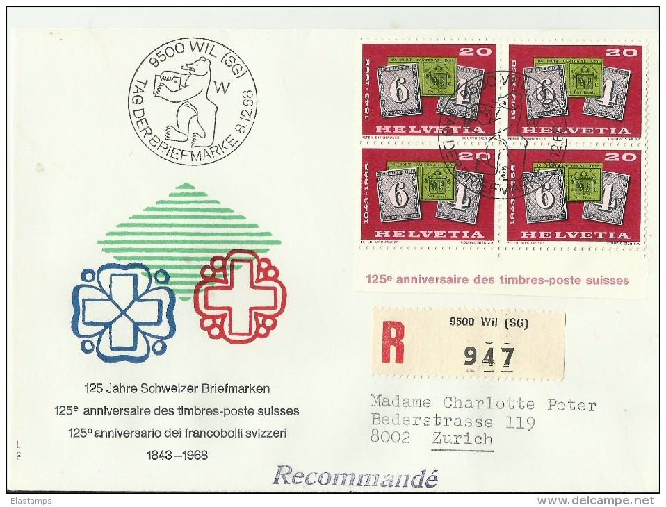 =CH  R-CV 1968 - Suisse