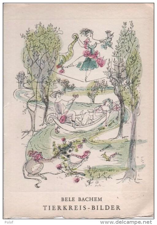 Illustration -Bele Aachem - Tierkreis - Bilder (82284) - Vieux Papiers