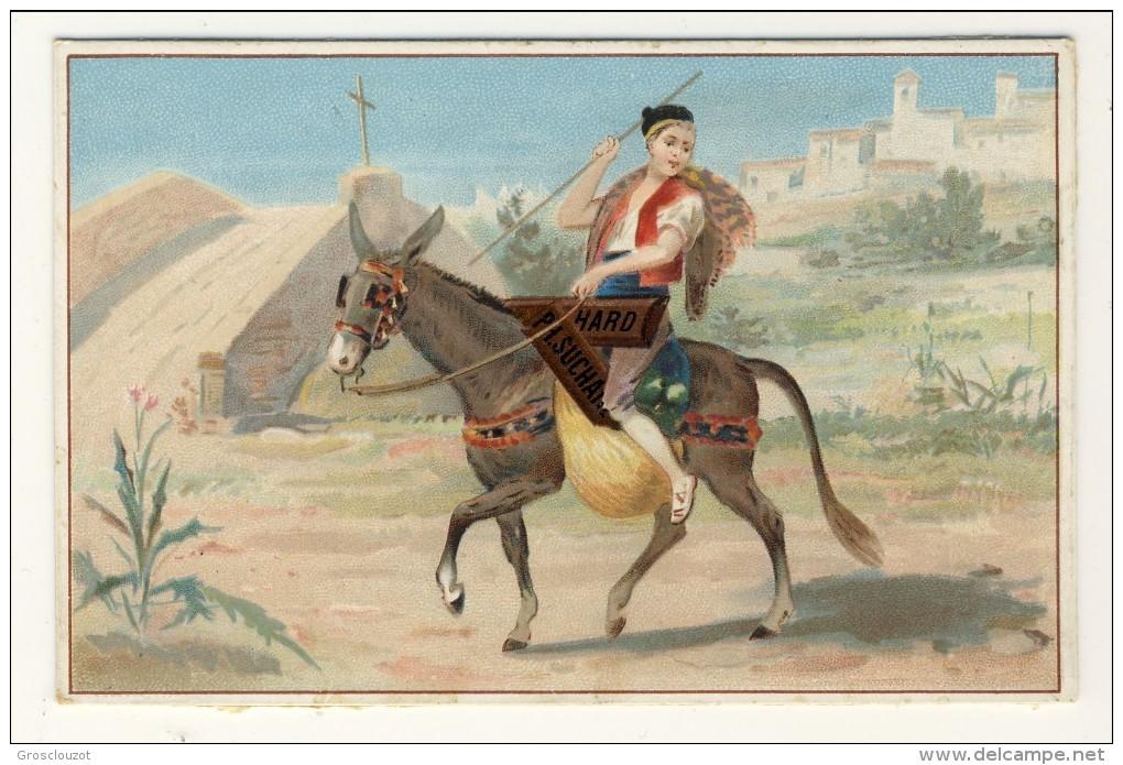 Suchard - A Cheval - Suchard