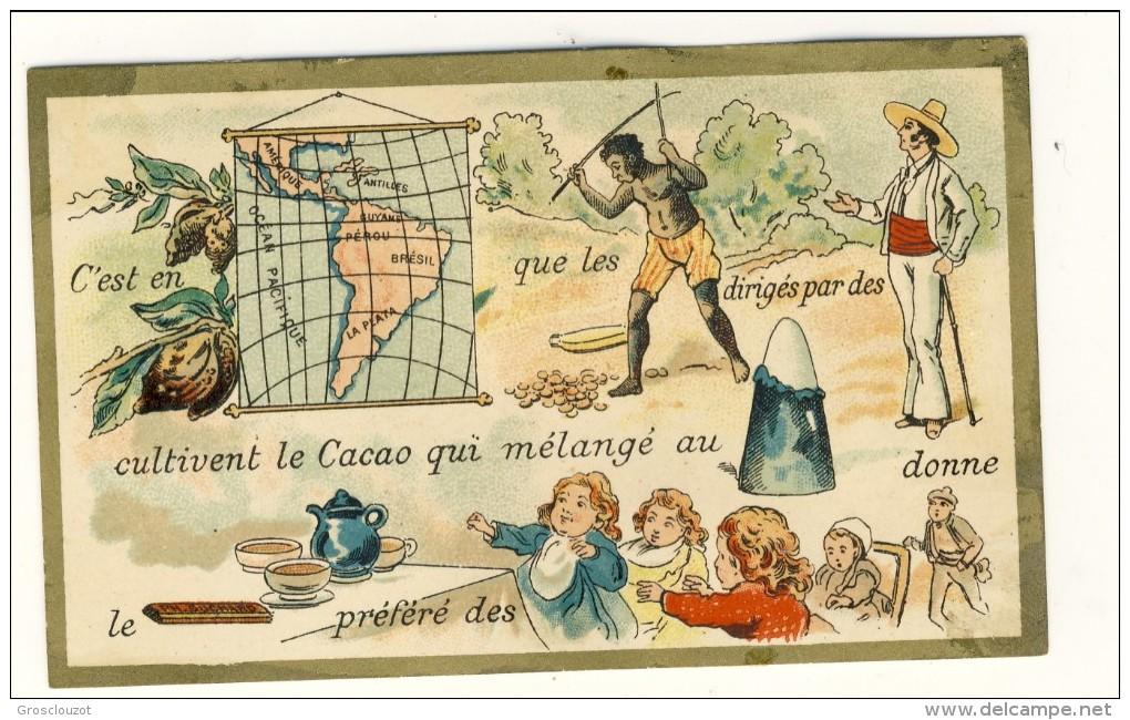 Suchard - C'est En Sud Amerique... - Suchard