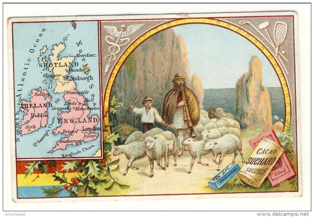 Suchard - Ireland Et England - Suchard