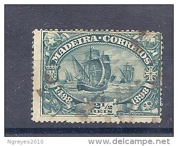 150024783  MADEIRA  YVERT    Nº  34 - Madeira