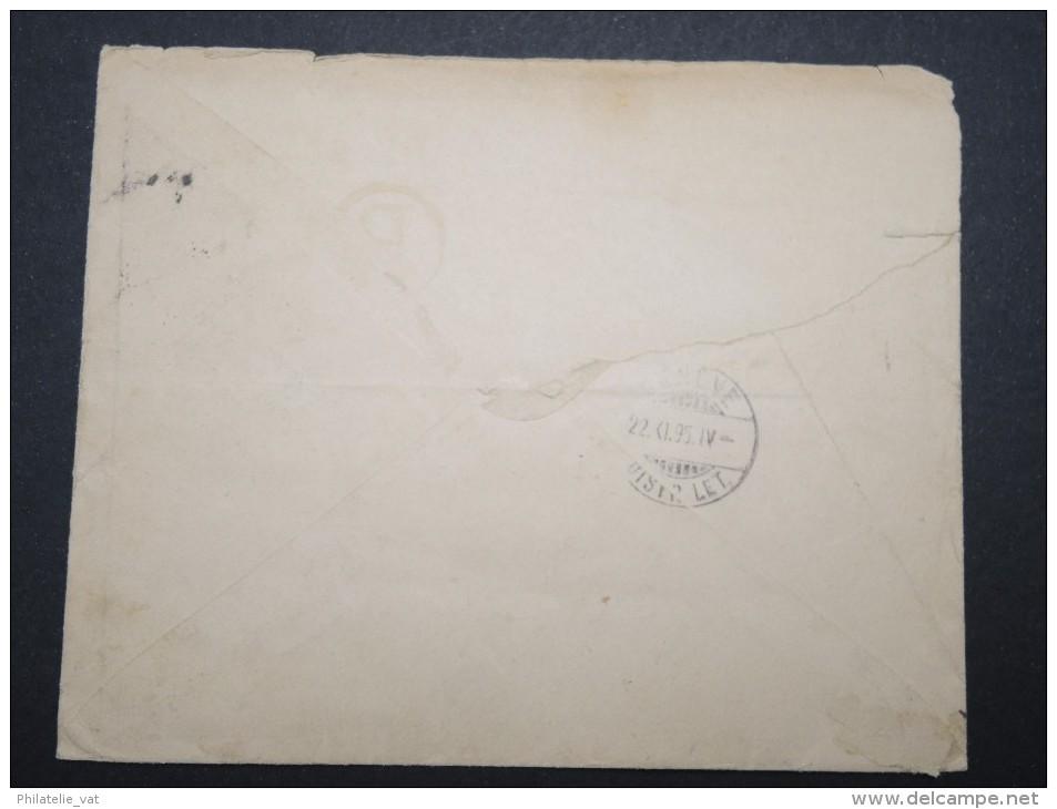 RUSSIE - Enveloppe Pour La Suisse En 1895 - A Voir - Lot P12954 - 1857-1916 Imperium