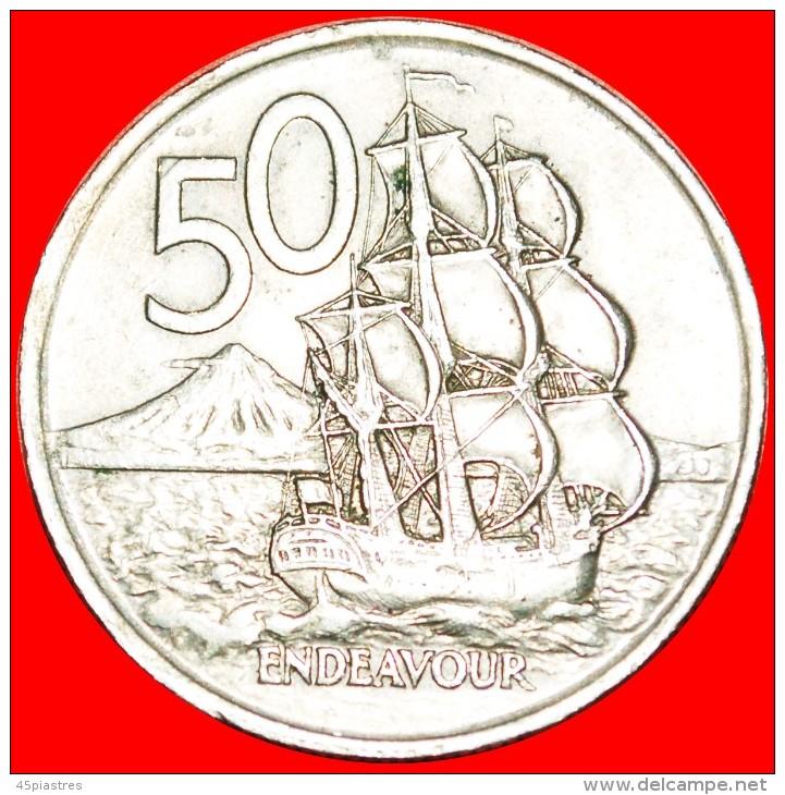 + SHIP: NEW ZEALAND ★ 50 CENTS 1975! LOW START ★ NO RESERVE! - Nouvelle-Zélande