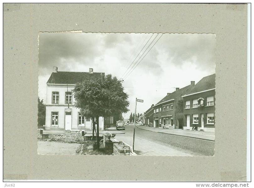 CP.  HULSHOUT.  DORPSSTRAAT - Hulshout