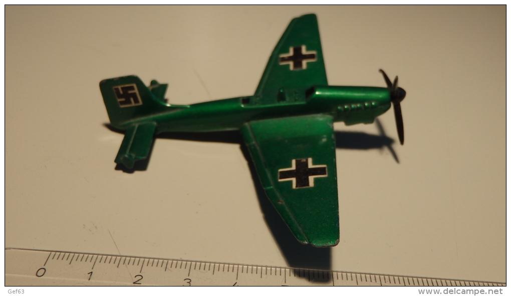 Matchbox - Junkers 87 B - Jouets Anciens