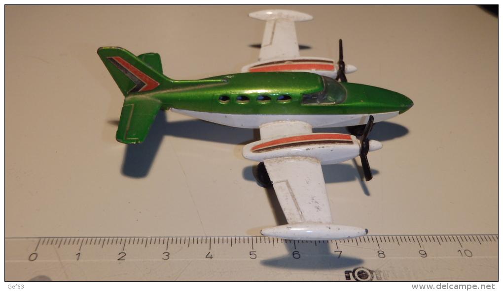 Matchbox - SP9 Cessna 402 - Jouets Anciens