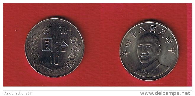 Chine --    10 Yuan    --- état  SPL - China