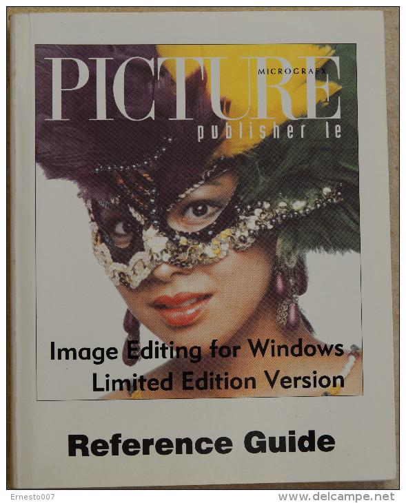 """Benutzerhandbuch/Programm Buch Für """"PICTURE PUBLISHER LE"""" - In Englisch - Gebraucht - Alte Papiere"""