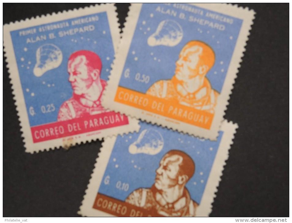 ESPACE - Collection Sur L'espace  - Timbres - Lettres - Documents - A Voir - Lot N°10392 - Space