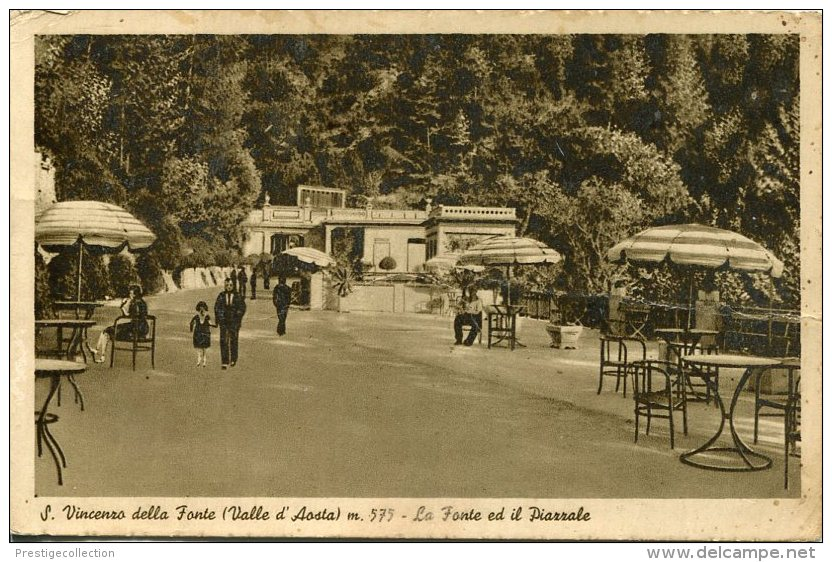 STVINCENT - Aosta