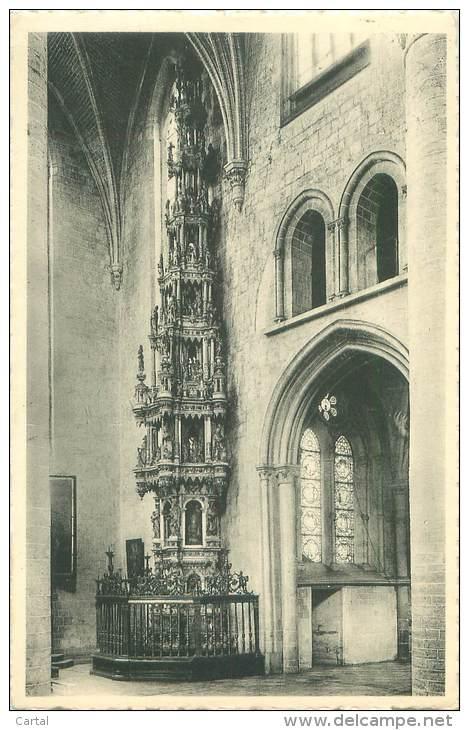 ZOUTLEEUW - De Heilige Sacramentstoren - Zoutleeuw