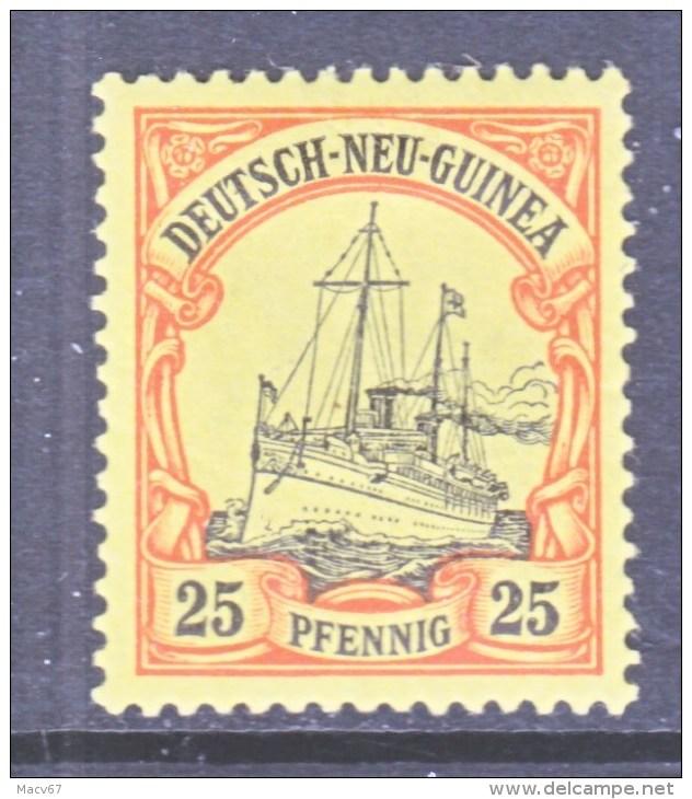 GERMAN  NEW GUINEA  11   * - Colonie: Nouvelle Guinée