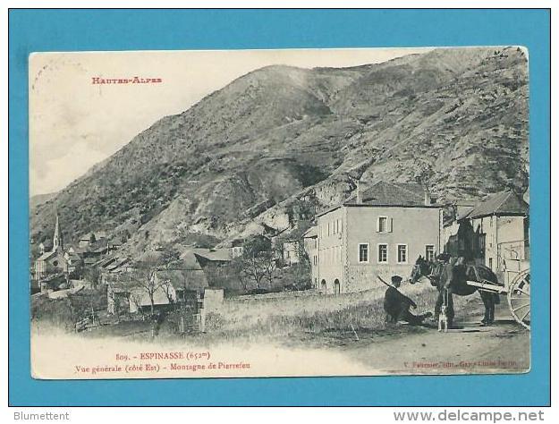 CPA 809 - Vue Générale Montagne De Pierrefeu ESPINASSE 05 - Altri Comuni