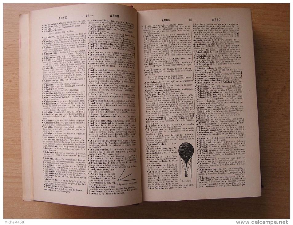 Nuevo Diccionario Enciclopedico Ilustrado De La Lengua Castellana Toro Y Gomez Miguel De - Dictionnaires, Encyclopédie