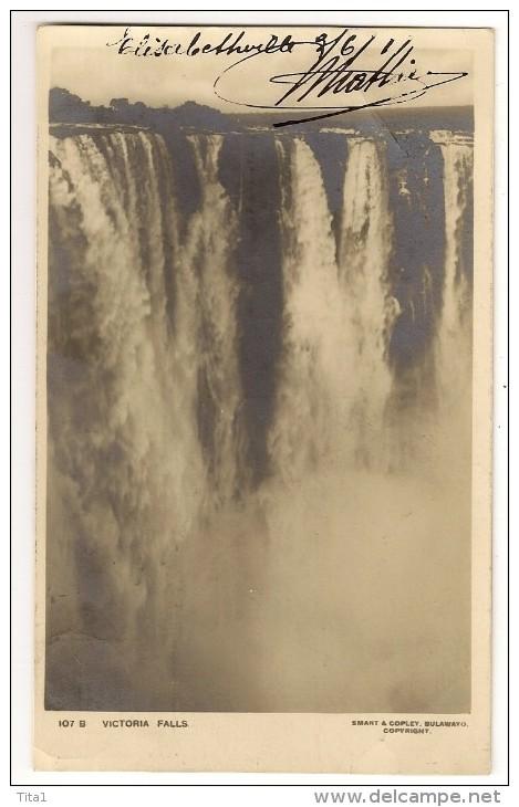 S3668 -  Victoria Falls - Zimbabwe