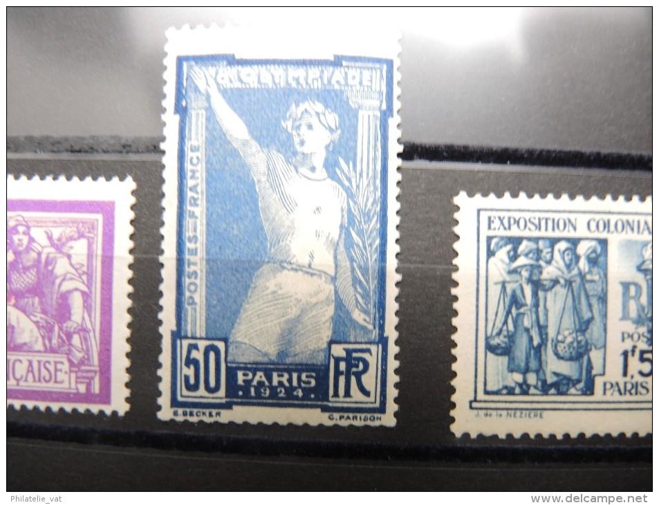 FRANCE - Lot De 3 Bonnes Valeurs Avec Charnières - à Voir - Lot P13310 - France