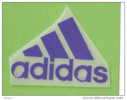 ADIDAS PATCH GERMANY IN BLUE COLOUR - Patches