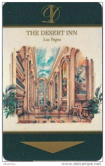 Desert Inn Casino Las Vegas Hotel Room Key Card - Hotel Keycards