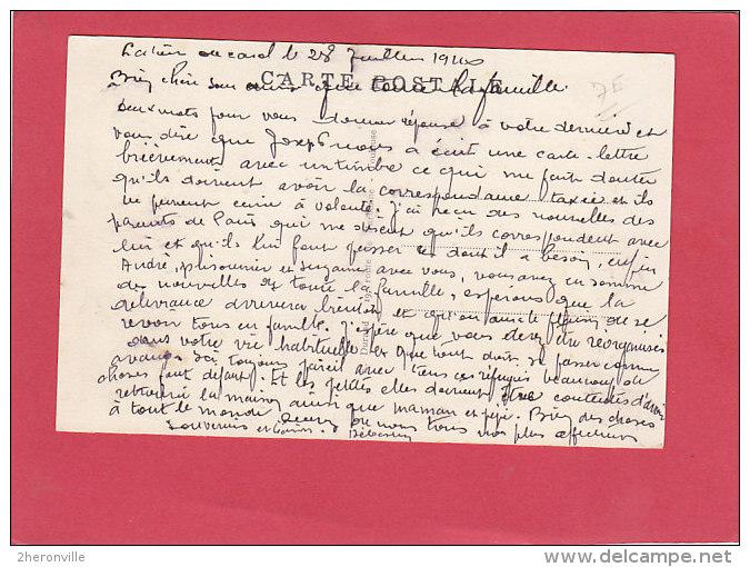 CPA  - LA TOUR DE CAROL - 1. Vue Générale - éditeur Durand - Autres Communes