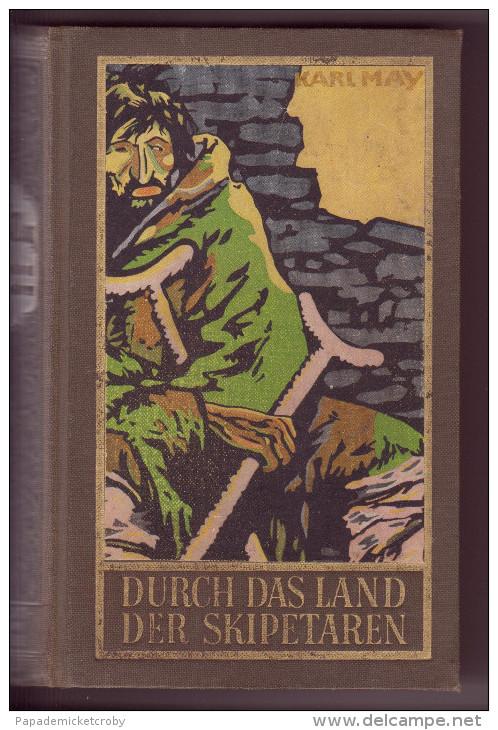 Durch Das Land Der Skipetaren - Karl MAY - Livres Pour Enfants