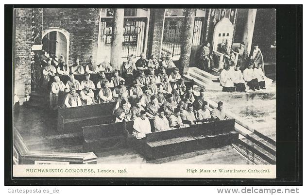 Pc London, Eucharistic Congress - London