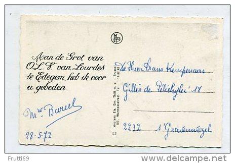 BELGIUM - AK 250525 Edegem - Grot Van Lourdes ... - Edegem