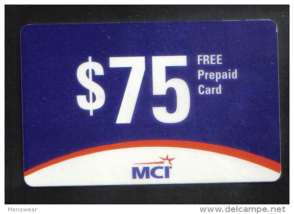 U.S.A.  - PHONECARD MINT - Telefonkarten