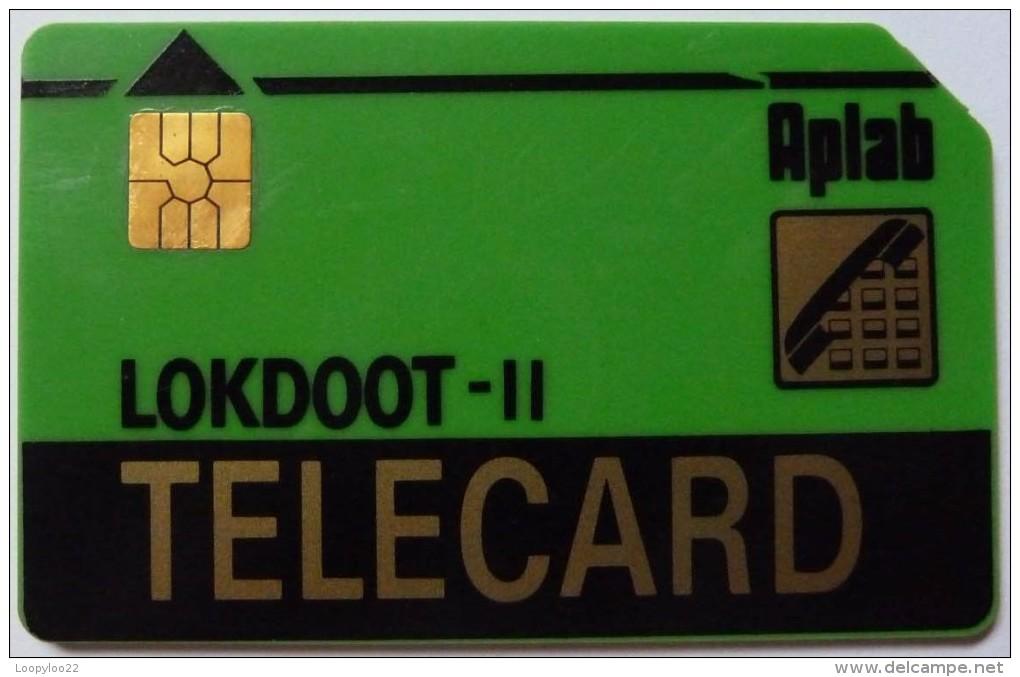 INDIA - Mint - Aplab - Telecard - Lokdoot II - Used - India
