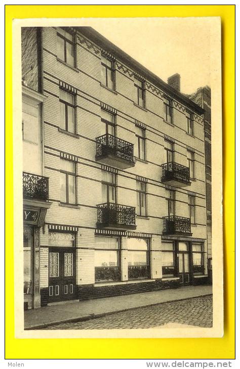 VACANTIEHUIS  DE KINDERVAKANTIES Duinstraat 15 Te HEIST COLONIE Van Antwerpen HOME PREVENTORIUM ECOLE SCHOOL KNOKKE 1946 - Heist