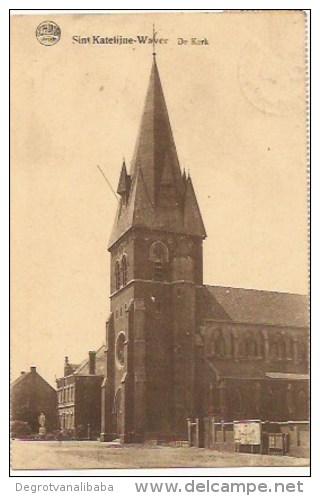 SINT-KATELIJNE-WAVER: De Kerk - Kontich